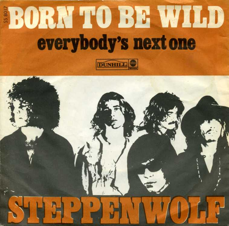 born to be wild Steppenwolf - born to be wild (tab) - ultimate-guitarcom.